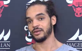 Joakim Noah Thought Cold Weather Would Scare Off Pau Gasol