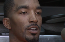 JR Smith Welcomes Dennis Rodman Comparison