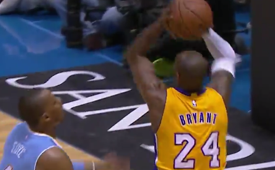 Kobe Bryant Was Vintage Black Mamba In Preseason Action