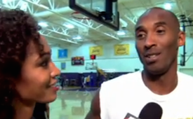 Kobe Bryant On Practice, Running, Rage and Retirement
