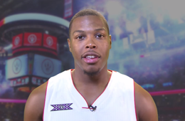 Getting to Know Raptors Kyle Lowry