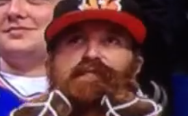 The Net Beard Cavaliers Fan Is Tremendous