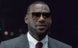 LeBron James '2015 Kia K900′ Commercial