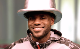 LeBron James Stars In McDonald's Monopoly Commercial