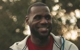 LeBron James 'First Home Game' Sprite Commercial