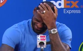 LeBron James Forgot He Played For the Cavaliers