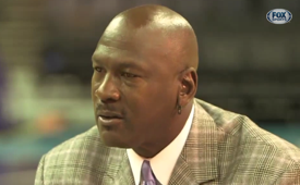 Michael Jordan Talks Hornets, Rings and LeBron