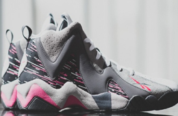 Reebok Kamikaze II Mid 'Breast Cancer Awareness'