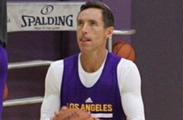 Steve Nash Out For Season