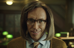 Steve Nash Plays Weird Librarian In DailyMVP Spot