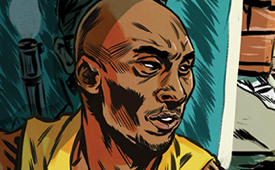 Kobe Bryant L'Assassino Illustration
