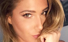 The Distraction: Lauren Pisciotta