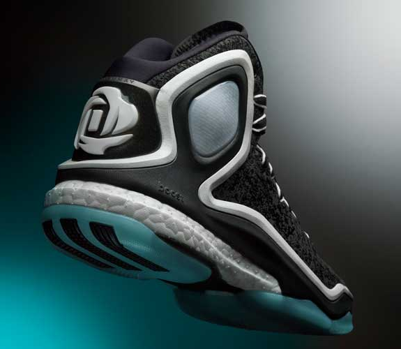 adidas D Rose 5 Boost 'Chicago Ice'
