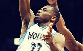 Andrew Wiggins Scores Career High 29 Points
