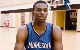 Swingman Jersey Commercial featuring Andrew Wiggins