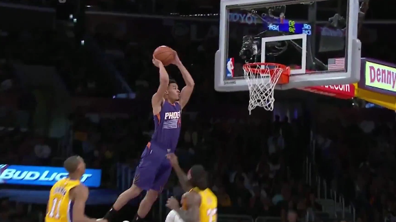 Gerald Green Puts on a Dunk Show In LA