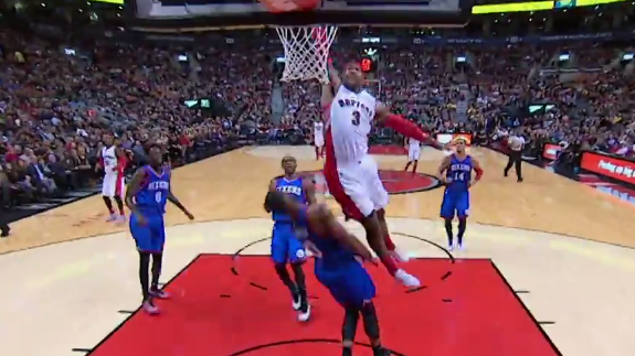 James Johnson Puts Davies On a Poster