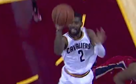 Kyrie Irving Scores 32 Points In Cavs Win