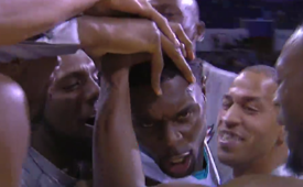 Lance Stephenson Double OT Game Winner