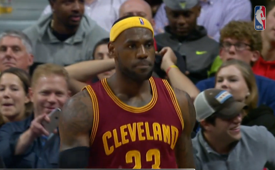 LeBron James Scores 36 In OT Victory Over Bulls
