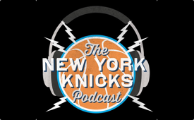 New York Knicks Podcast Branding