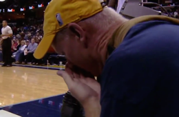Tony Allen Fined $15,000 For Smacking Cameraman