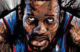 Tracy McGrady 'I'm Still T-Mac' Illustration