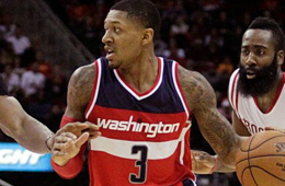Bradley Beal Scores Season High 33-Points
