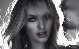 The Distraction: Candice Swanepoel