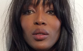 The Distraction: Naomi Campbell