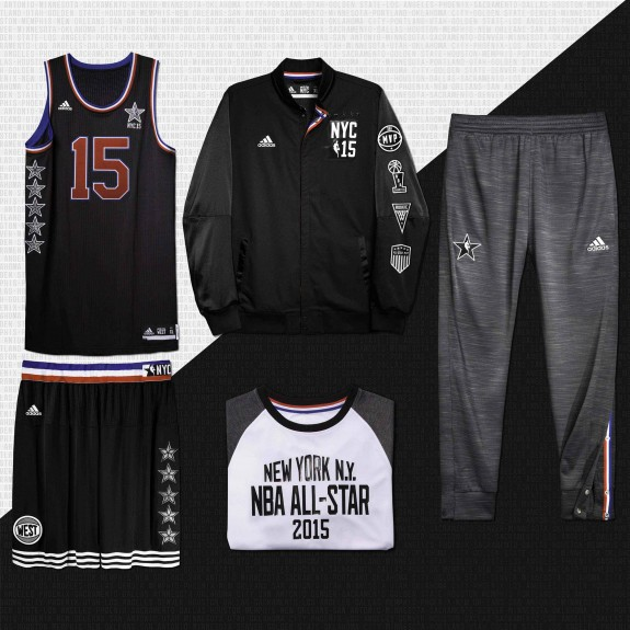 adidas all star apparel