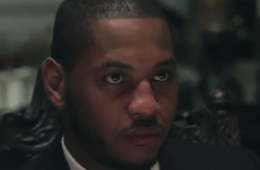 Carmelo Anthony Refuses to Pass the Salt