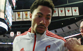Derrick Rose Impresses In Victory Over Nets