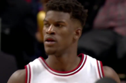 Jimmy Butler Posts Career-High 35 Points