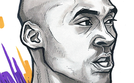 Kobe Bryant 'Greatness' Illustration
