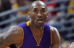 Kobe Bryant Gets Triple-Double In Return