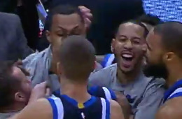 Monta Ellis Beats the Bucks at the Buzzer