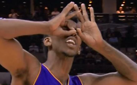 Nick Young Steals and Saves the Day