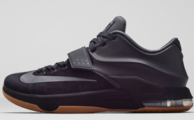 Nike KD 7 EXT Suede