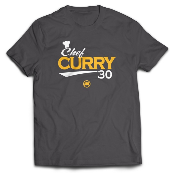 Loyal to a Tee 'Chef Curry' Tee