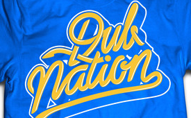 Golden State Warriors 'Dub Nation' Tee