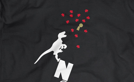 Loyal to a Tee Raptors x Drake 'So Far North' Tee