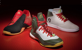 adidas Basketball Chinese Year of the Goat Collection
