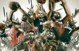 2015 Eastern Conference All-Star Game Reserves