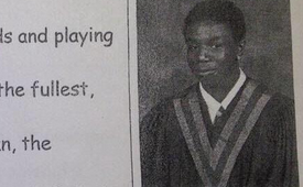 Andrew Wiggins Epic 8th Grade Yearbook Message