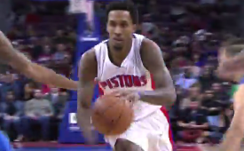 Brandon Jennings Racks Up 21 Assists, 24 Points