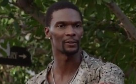 Tall Justice, Starring Chris Bosh