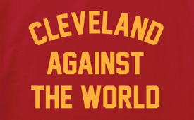 ILTHY Cleveland Against the World Tee