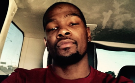 Kevin Durant Gets Introspective with Twitter