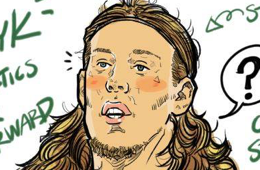 Kelly Olynyk 'Next Generation' Illustration